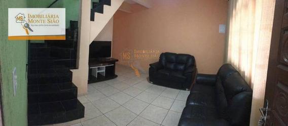Sobrado À Venda, 156 M² Por R$ 370.000,00 - Jardim Almeida Prado - Guarulhos/sp - So0143