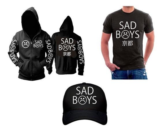 Campera Sad Boys Hip Hop Color Animal