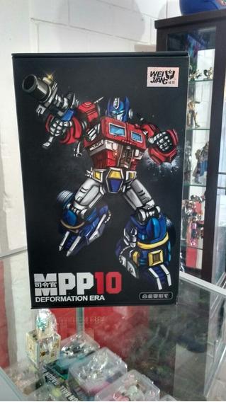 Transformers Optimus Prime Mpp10 Wei Jiang