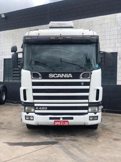 Scania R420 2005 4x2 Toco
