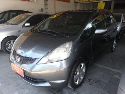Honda Fit 1.5 Ex Flex Aut. Com Gnv