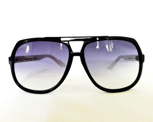 6e2dbad93 Oculos De Sol Gucci Aviador no Mercado Livre Brasil