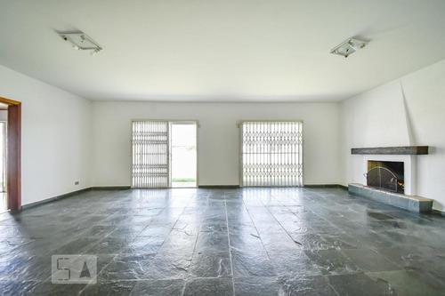 Casa À Venda - Morumbi, 4 Quartos,  375 - S892959275