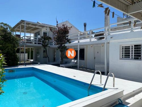 Casa En Venta Y Alquiler, La Barra, La Barra, 4 Dormitorios.- Ref: 206403