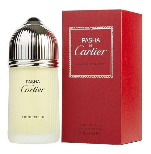 Perfume Pasha De Cartier 100 Ml Origin - mL a $1190