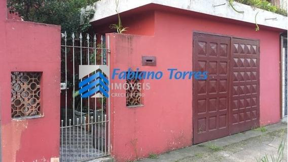 Casa Para Venda Em Santo André, Pq Das Naçoes, 2 Dormitórios, 2 Banheiros, 2 Vagas - 1198