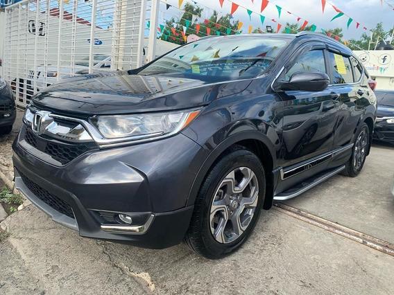 Honda Cr-v Exl Varias Disponibl