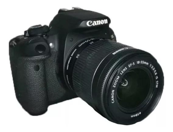 Câmera Canon T5i - Ótimo Estado. Apenas 2.942 Cliques.