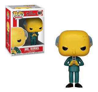 Funko Pop Mr. Burns 501 The Simpsons Muñeco Original