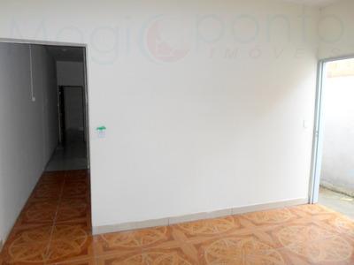 Casa Para Aluguel, 2 Dormitórios, Jardim Santa Cruz - Mogi Guaçu - 846