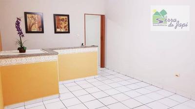 Casa À Venda, 90 M² Por R$ 320.000 - Parque São Vicente - São Vicente/sp - Ca1973