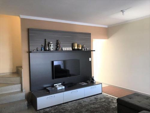 Imagem 1 de 30 de Sobrado Na Vila Matilde Com 3 Dorms Sendo 1 Suíte, 4 Vagas, 120m² - So0378