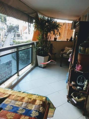 Belíssimo Apartamento Com 2 Dormitórios À Venda, 74 M² Por R$ 789.000 - Laranjeiras - Rio De Janeiro/rj - Ap5021