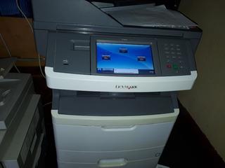 Impresora Fotocopiadora Lexmark 464 Laser + Envìo Gratis