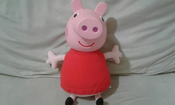 Pelúcia Peppa Pig Estrela