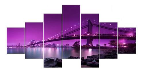 Puente Brooklyn Cuadros Grandes Para Sala