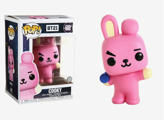 Funko Pop! Bt21 Cooky. Fun Labs.