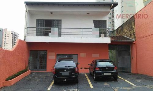 Salão Para Alugar, 160 M² Por R$ 2.900,00/mês - Vila Leme Da Silva - Bauru/sp - Sl0088