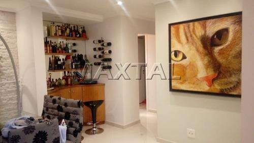 Show De Apartamento No  Alto De  Santana - Mi79947