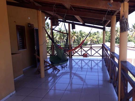 Casa Duplex Na Praia De Moitas Em Amontada Ceara Com Piscina