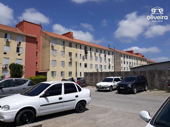 Apartamento Com 2 Dormitórios Para Alugar - Três Vendas, Pelotas/rs - A795