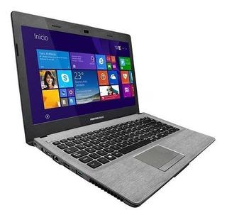 Notebook Bgh Positivo Nuevas - 500gb De Memoria - 4gb Ram
