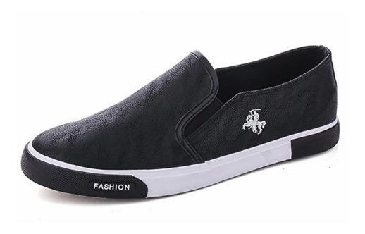 Sapato Casual Masculino. 2 Pares Por 199,90 Frete Grátis