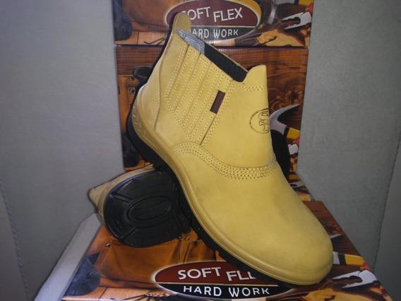 Botina Patureba Soft Flex Hard Work 925