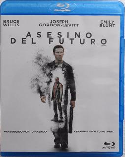 Asesino Del Futuro Blu-ray