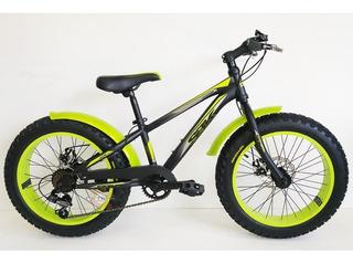 Bicicleta Sbk Rod 20 Ruedas Anchas Envios Gratis