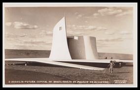 Postal - Brasília - Foto Postal Colombo 3