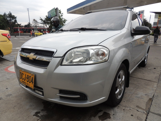 Chevrolet Aveo Emotion 1.600 Aa Mt 1ab Abs