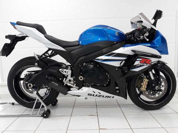 Suzuki Gsx-r1000 2013 Azul