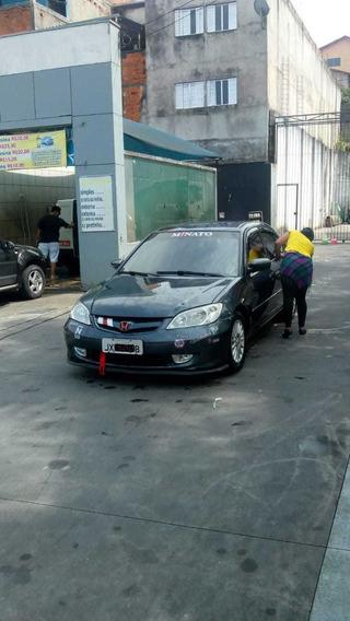 Honda Civic 1.7 Ex Aut.4p 130 Hp