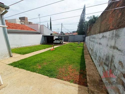Casa Com 2 Dormitórios À Venda, 75 M² Por R$ 390.000 - Vila Santa Maria - Americana/sp - Ca2792