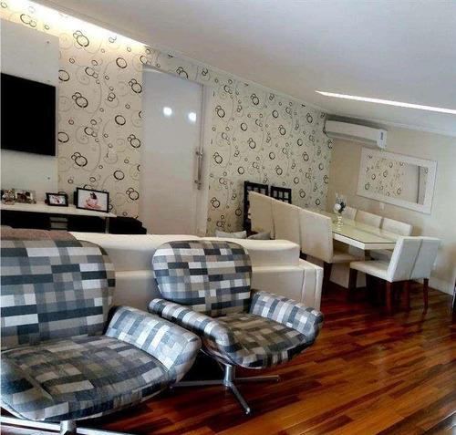 Apartamento Residencial À Venda, Mooca, São Paulo. - Ap2396