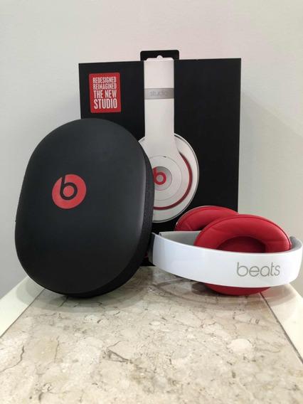 Beats Studio By Dr. Dre Branco