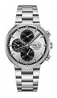 Reloj Mido M0144141103109 Para Caballero Ext De Acero