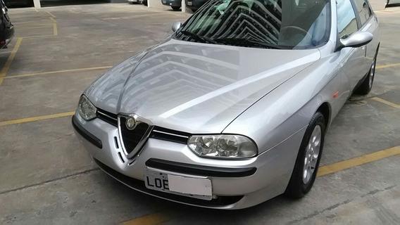 Alfa Romeo 156 Sw 2002 Top De Linha, Raridade, Fino Trato