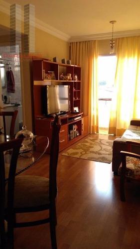 Apartamento Com 2 Dormitórios À Venda, 65 M² Por R$ 380.000,00 - Alto Da Mooca - São Paulo/sp - Ap2076