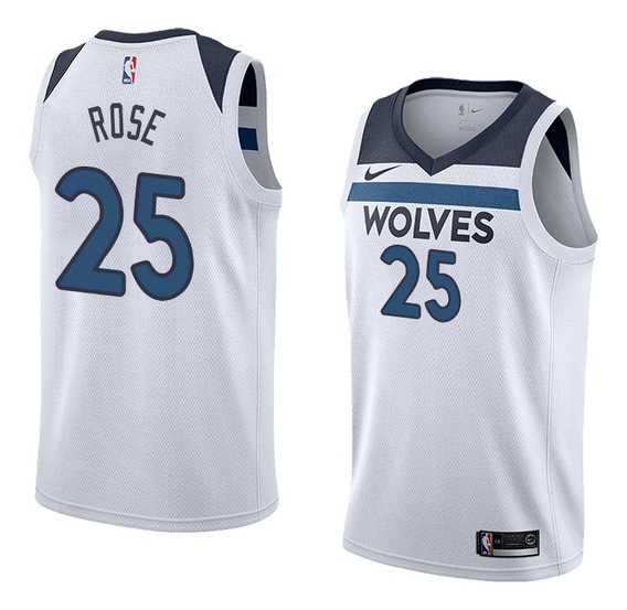 Jersey de Baloncesto Derrick Rose # 25#22#32 Minnesota Timber Wolves Fan Jersey,Camiseta sin Mangas de Secado r/ápido para fan/áticos de los Deportes