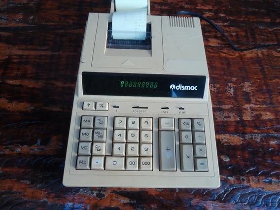 Antiga Calculadora Dismac Hy2503 Bobina Funcionando 110/220v