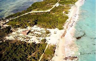 Predio Rustico En Venta,playa Mujeres Isla Blanca, Quintana Roo