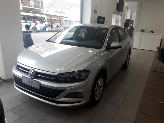 Vw Volkswagen Virtus 1.6 16v 110cv Trendline Sedan 2020 Ofer