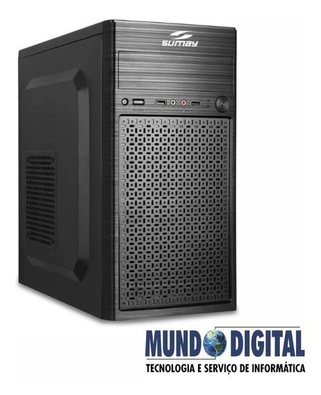 Computador Intel Core I3 2100 6gb Ddr3 Hd 500 Gb