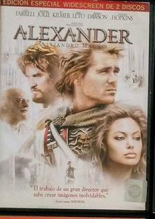 Alexander ( Dvd Doble ) - Original