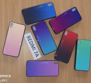 Combo Forro Xiaomi Redmi 7a Mayor Envio Gratis