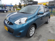 Nissan March Sense Mt 1600cc 2ab