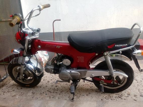 Honda Dax, Japonesa