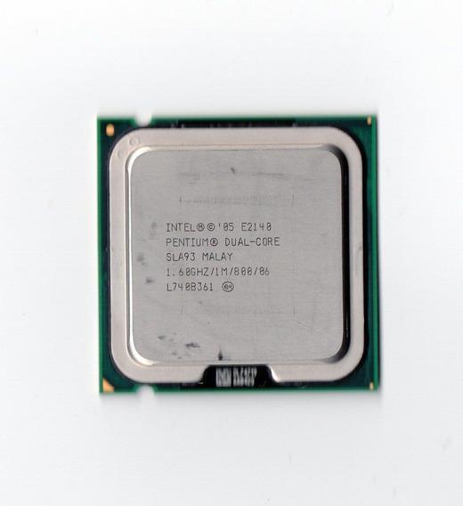Processador Intel Dual Core E2140 1.60ghz Fsb 800 Lga 775